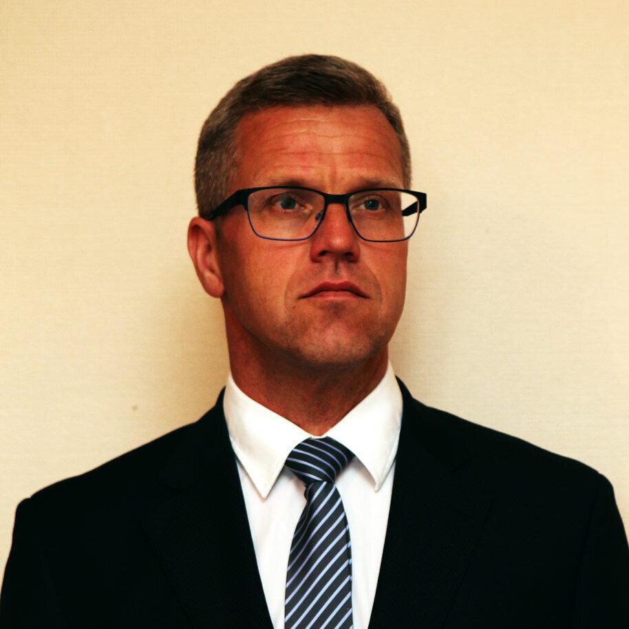 Präsident Steffen Kießling