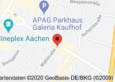 Anfahrt FhF Aachen