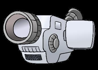 Bild Filmkamera