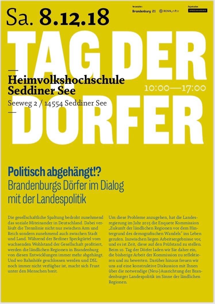 Foto: M. Piek. Wolfgang Roick und Sebastian Zoepp im Gespräch
