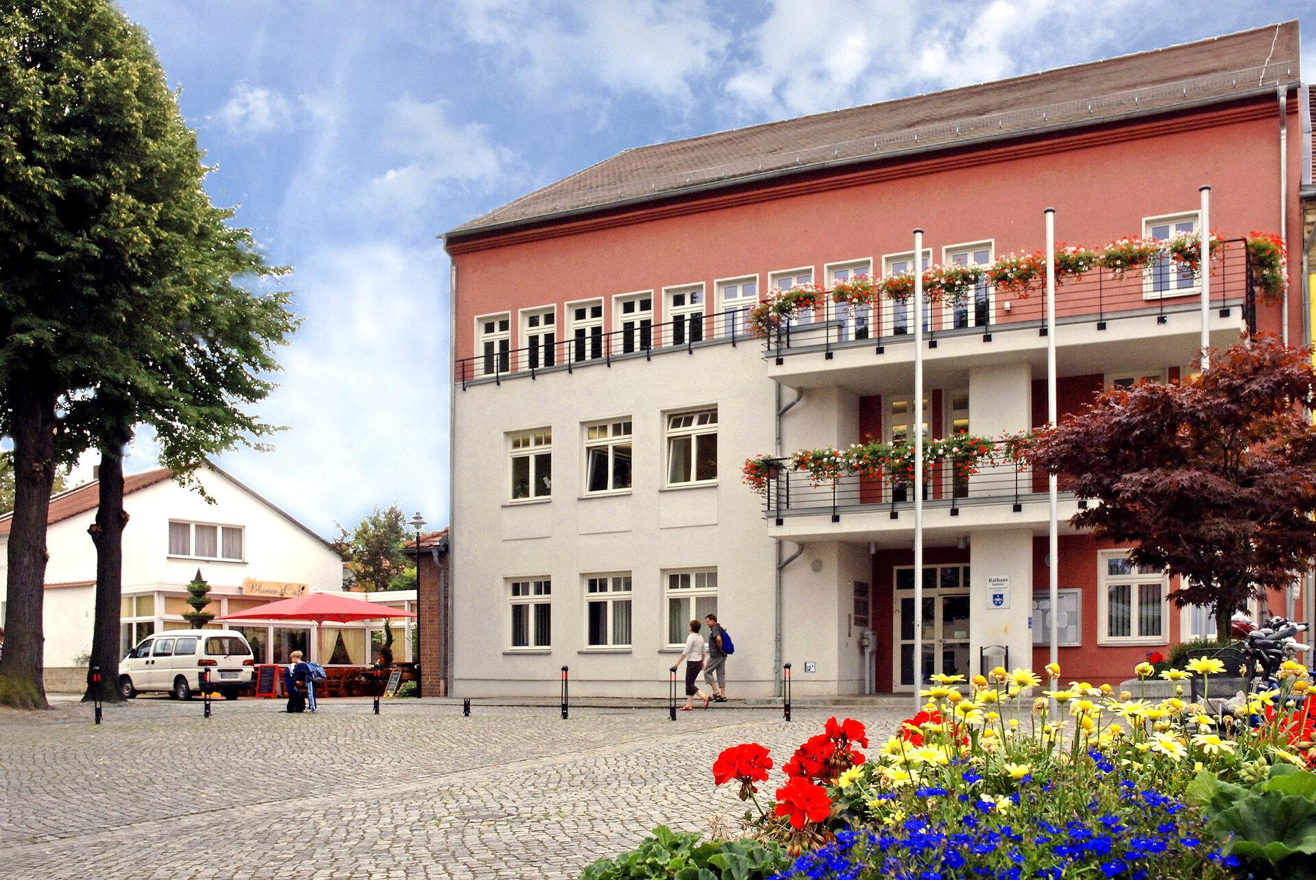 Rathaus der Stadt Lübbenau/Spreewald, Quelle: Stadt Lübbenau/Spreewald