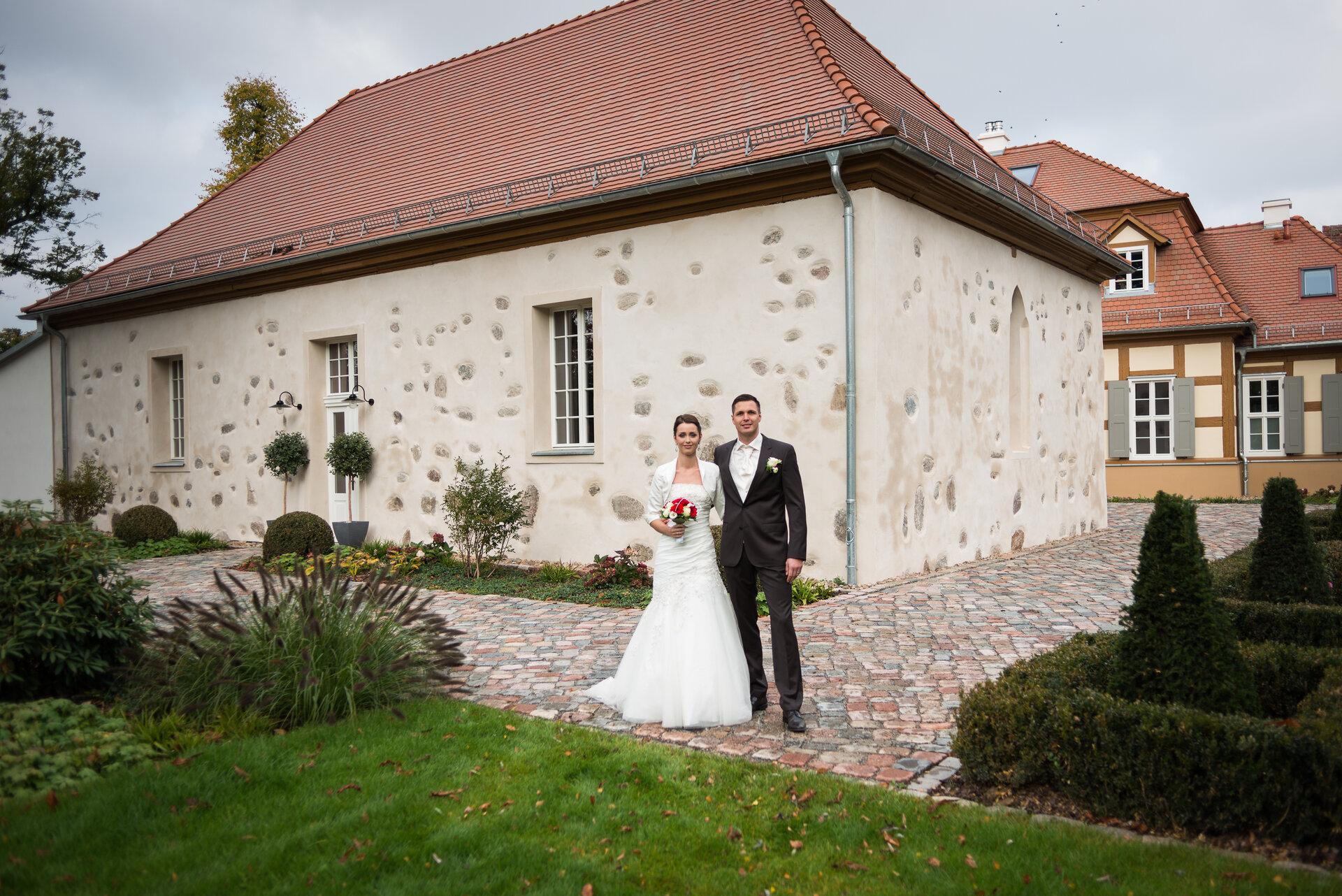 Schloss Beuchow, Foto: Robert Winter