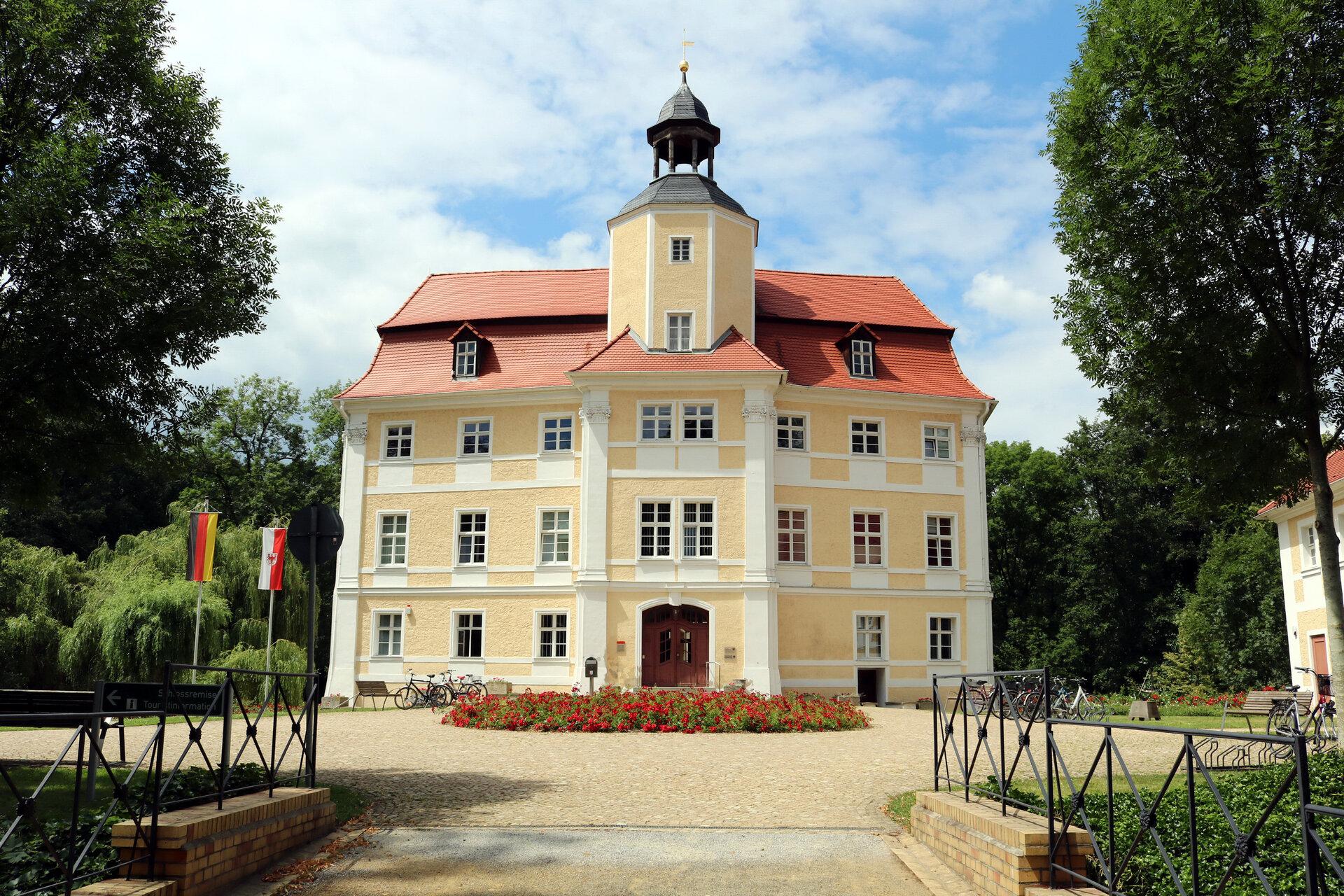 Stadtschloss Vetschau/Spreewald, Foto: Steffen Römelt