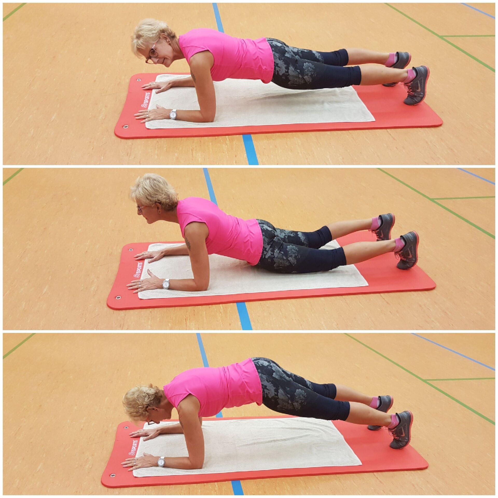 Plank (Das Brett)