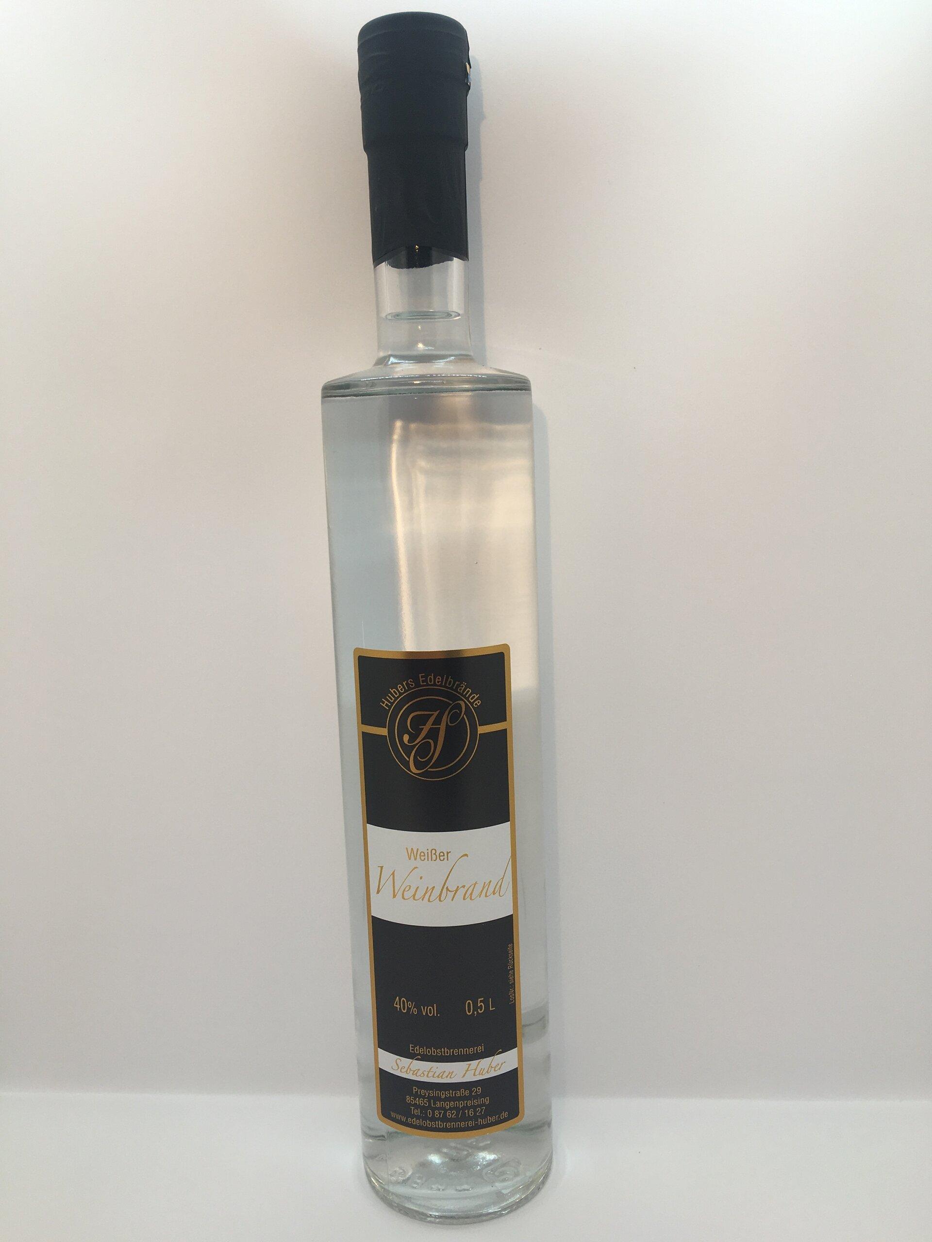 Weißer Weinbrand