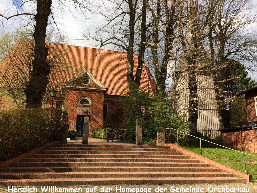 St. Katharinen Kirche mitten im Barkauer Land