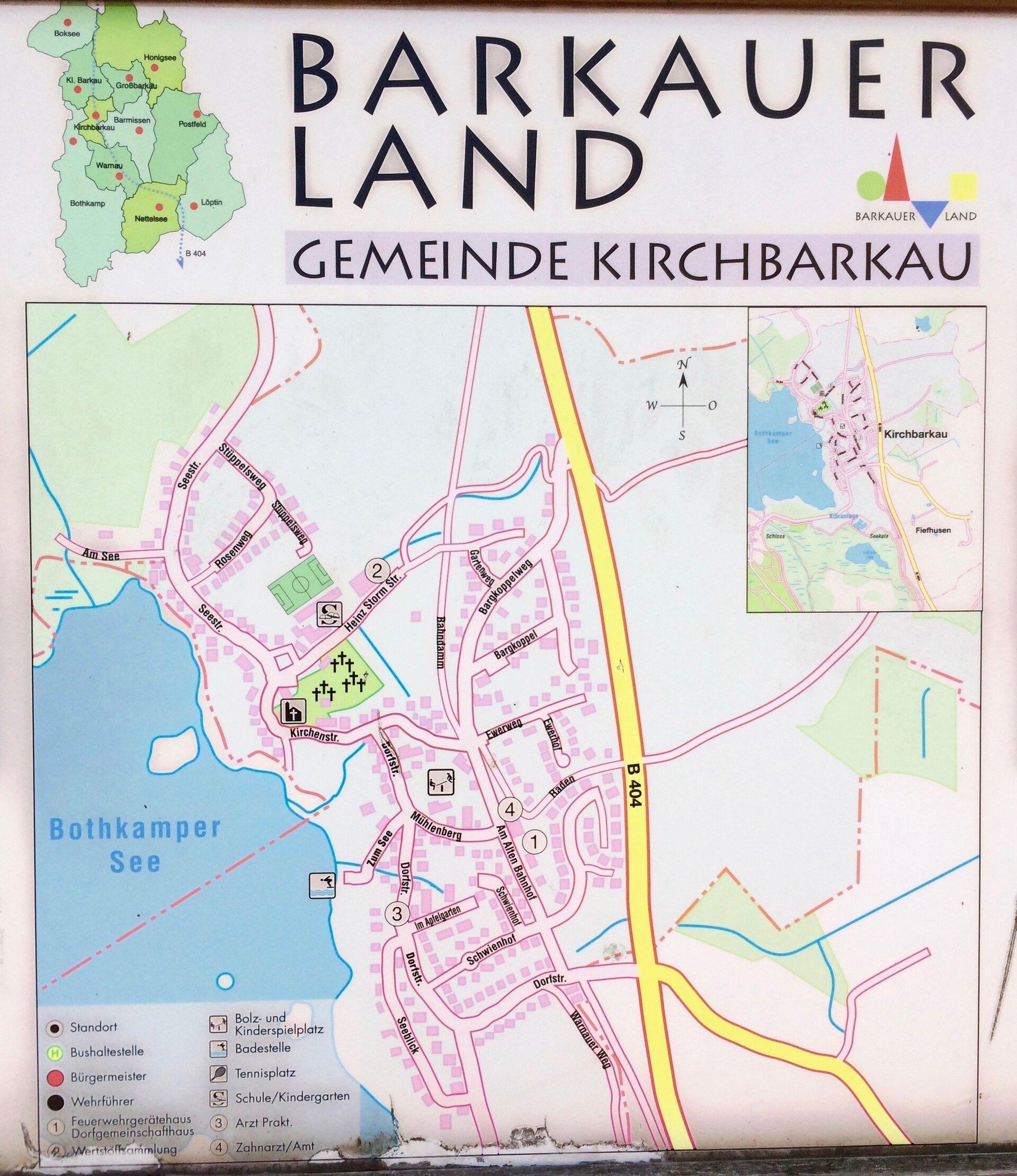Gemeinde Kirchbarkau