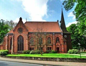 Die St. Jakobi Kirche