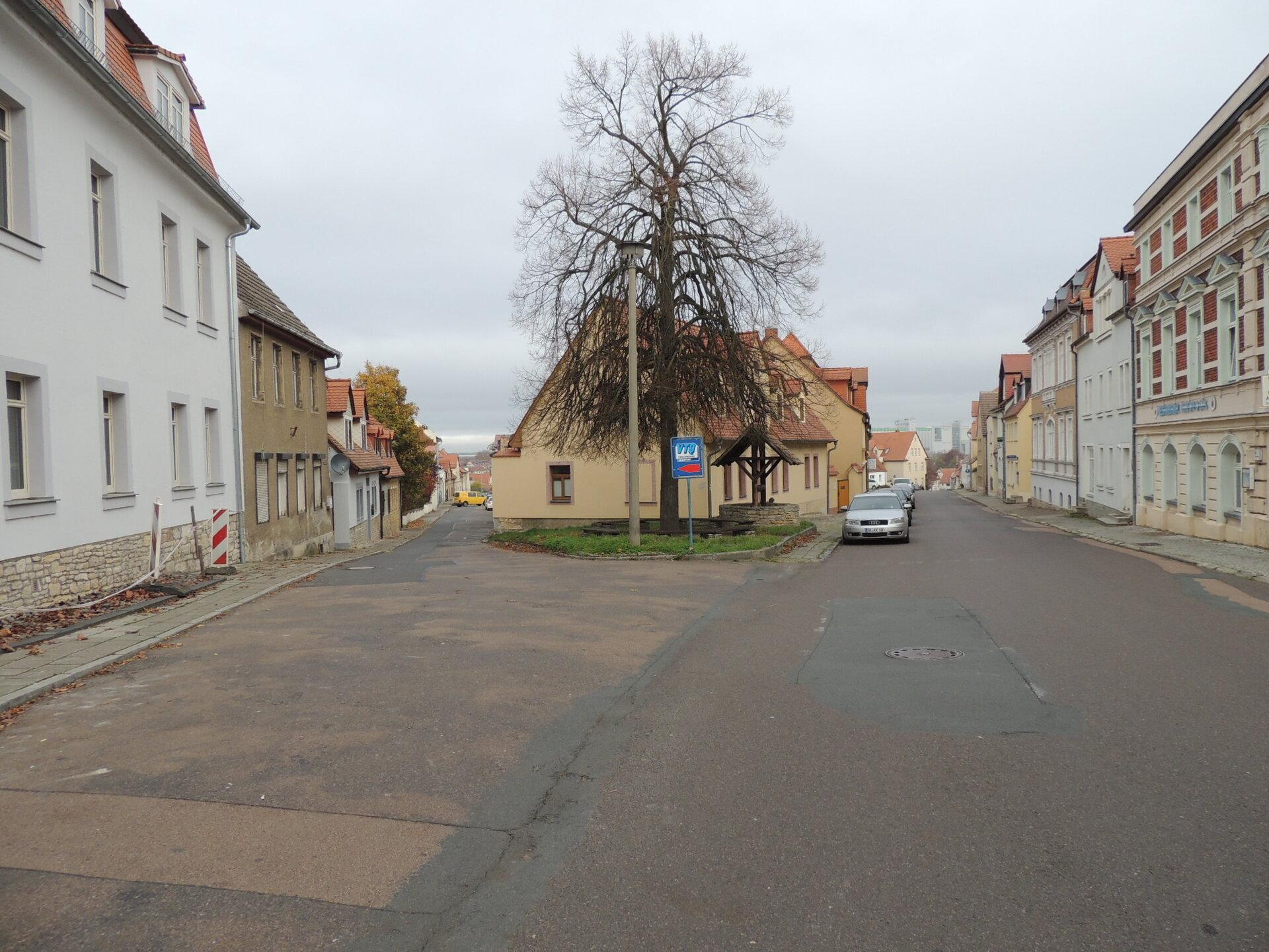 Freimarkt Ecke Grüne Straße (Brunnenplatz)