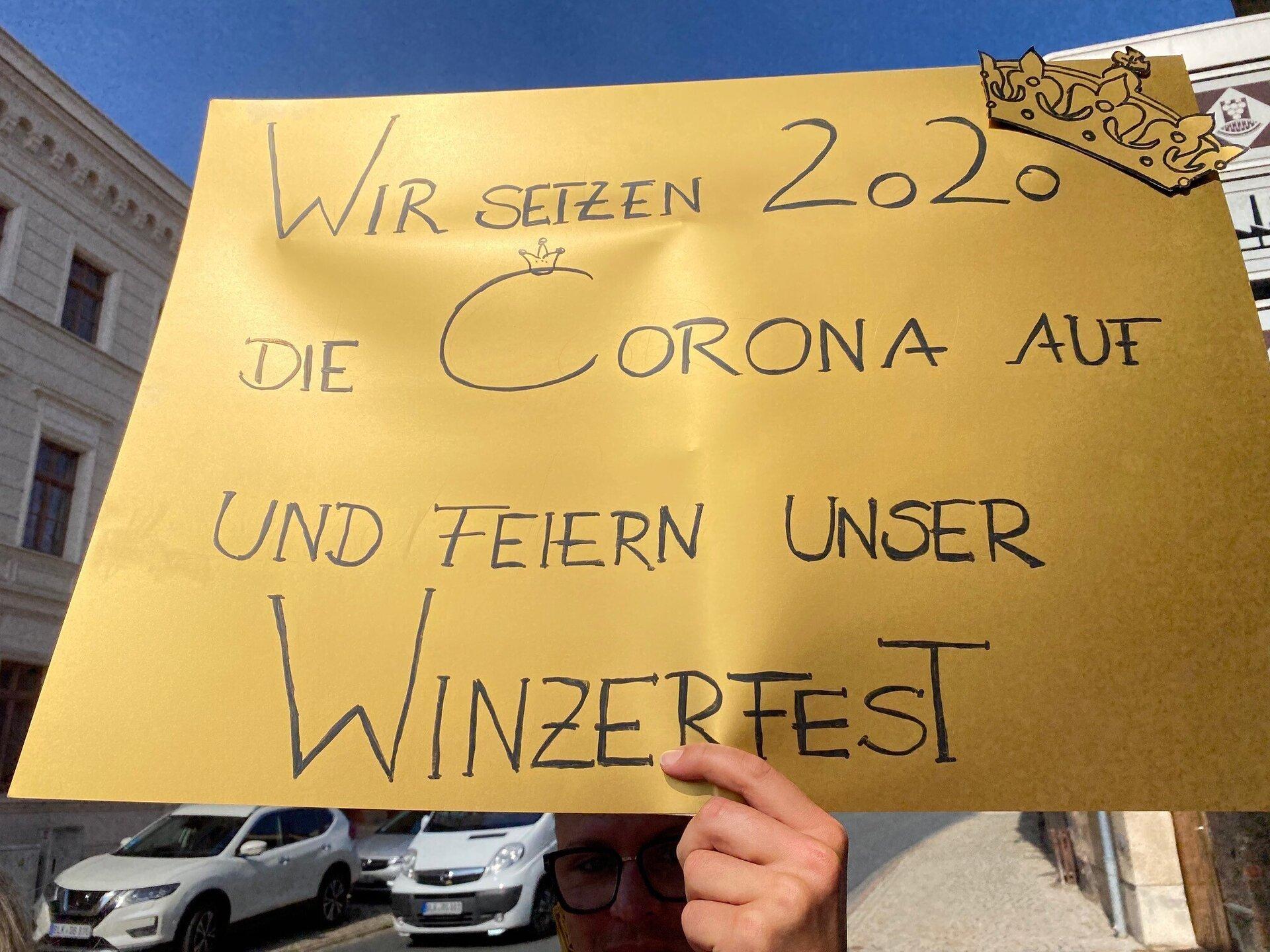 Winzerfest-Umzug