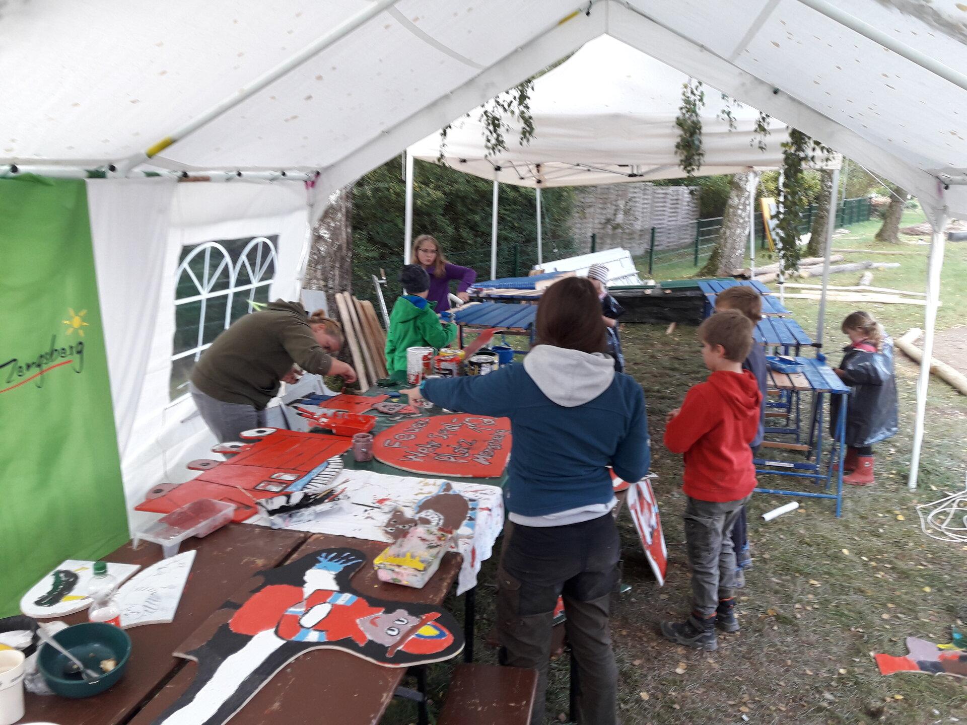 Spielplatzbau Mengsberg