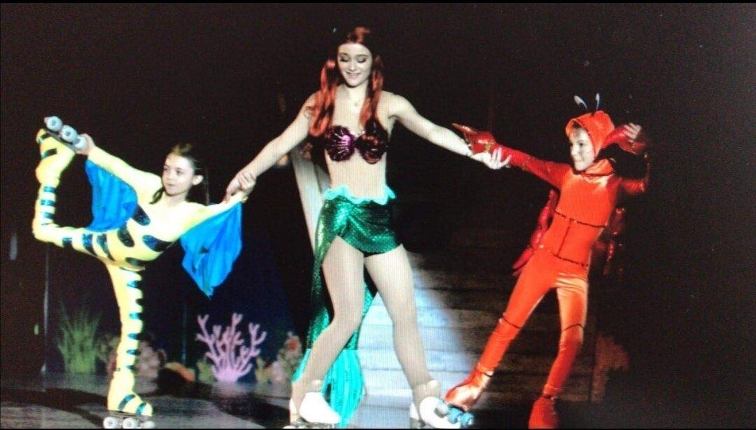 Arielle mit Fabius und Sebastian