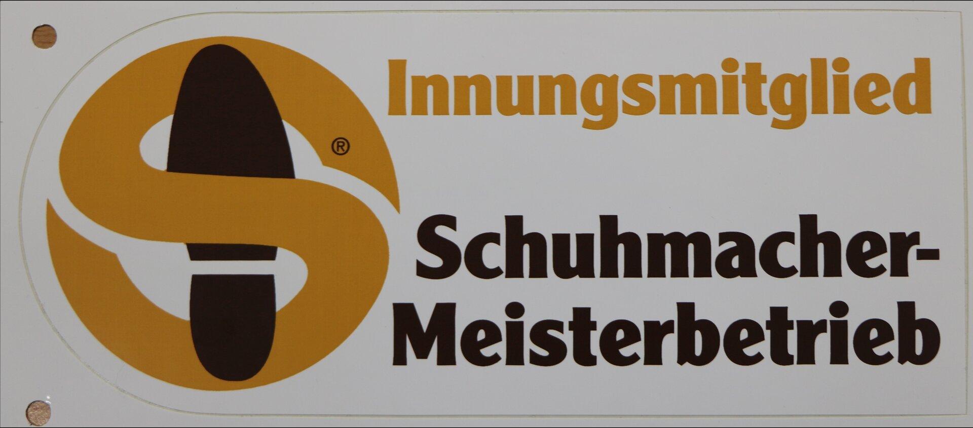 Innungsmitglied Schuhmachermeister
