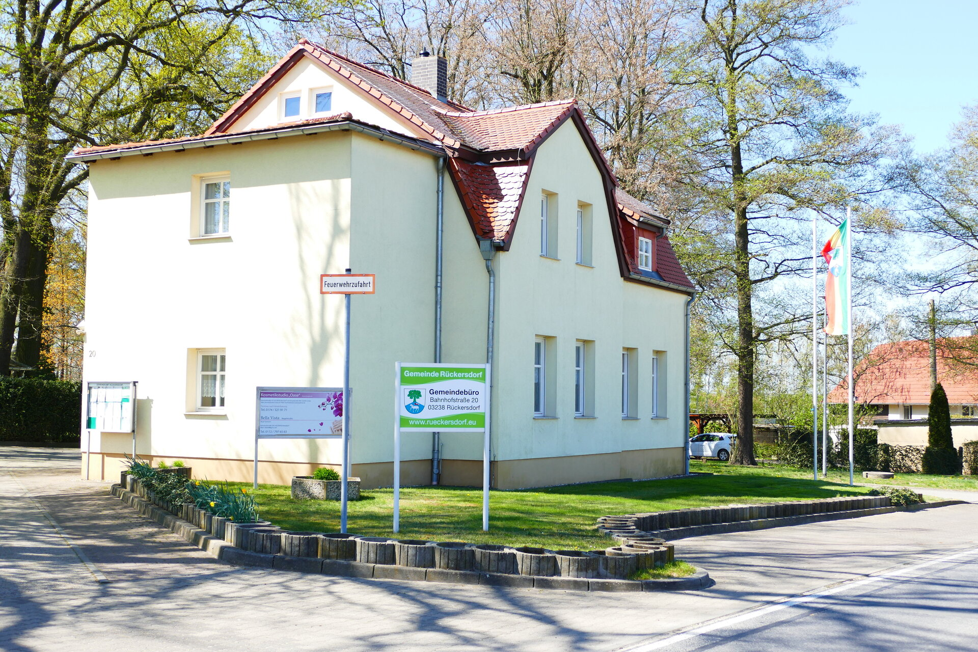 Gemeindebüro Rückersdorf