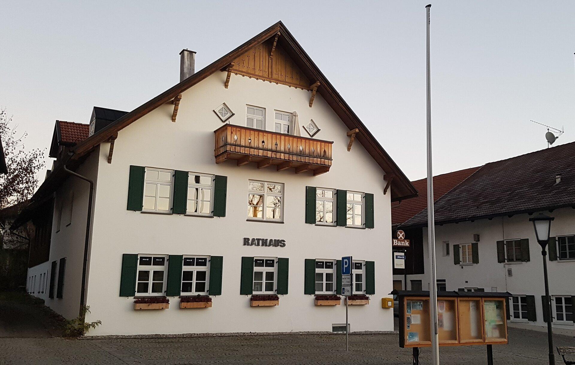 Rathaus der Verwaltungsgemeinschaft