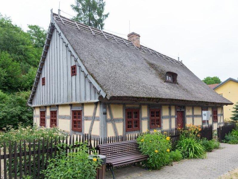 Strohhaus Neuzelle Foto: Seenland Oder Spree Florian Läufer