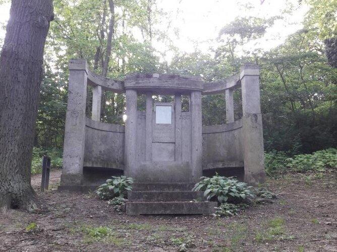 Hanna Bieber-Böhm Denkmal in Neuzelle Foto: Besucherinformation Neuzelle