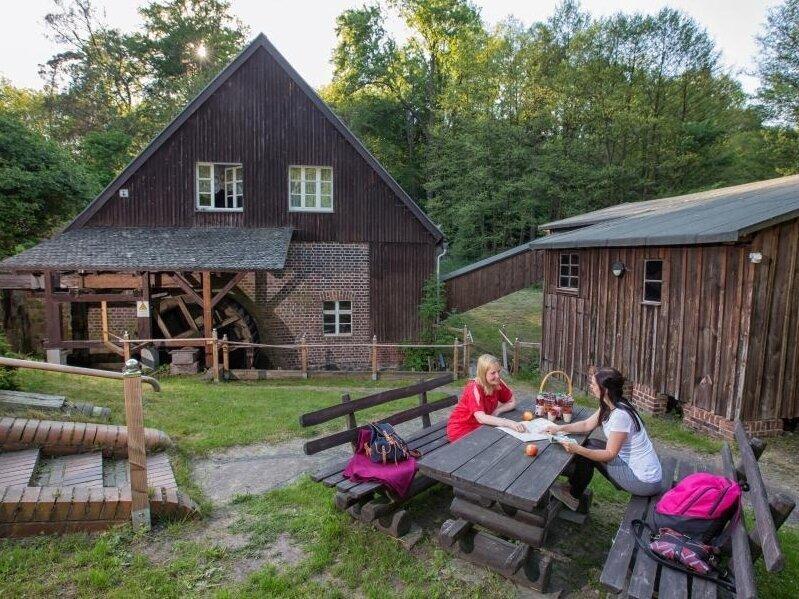 Schwerzkoer Mühle Foto: Seenland Oder Spree Florian Läufer