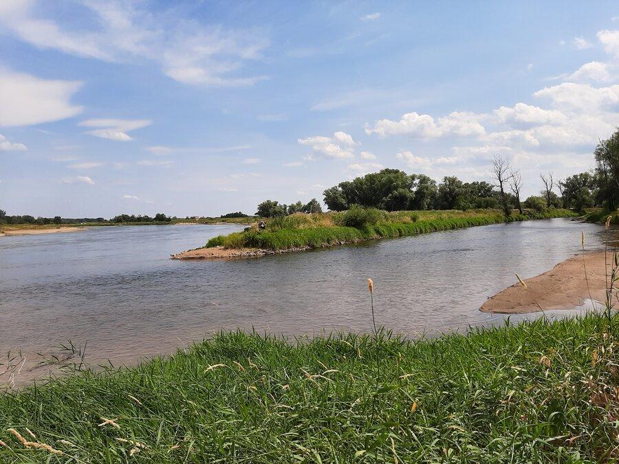 Ratzdorf Oder-Neiße-Mündung Foto: Besucherinformation Neuzelle