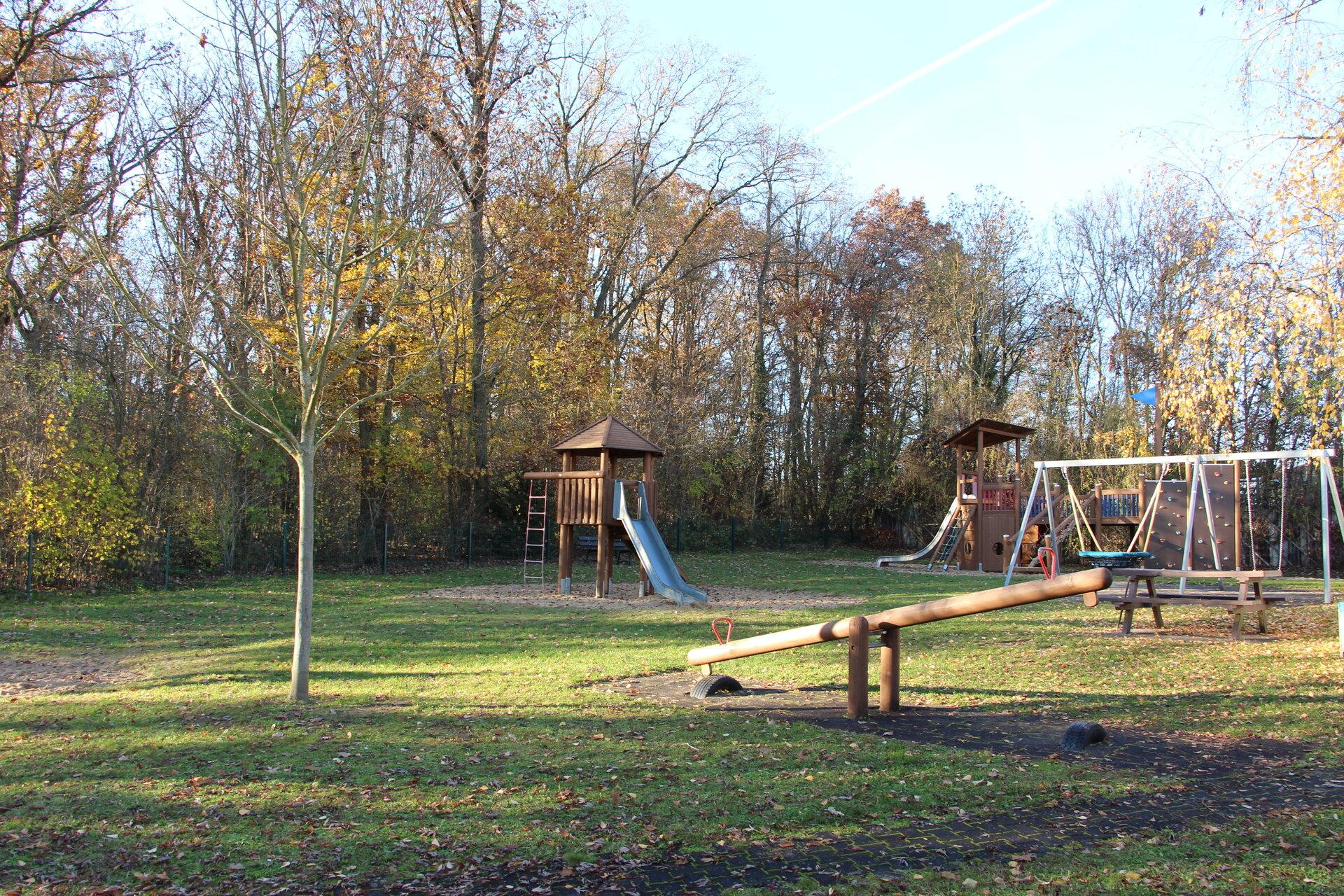 Spielplatz Estenfelder Str.