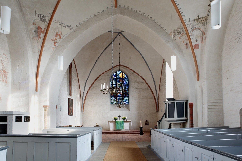 Innenraum Neuenkirchen