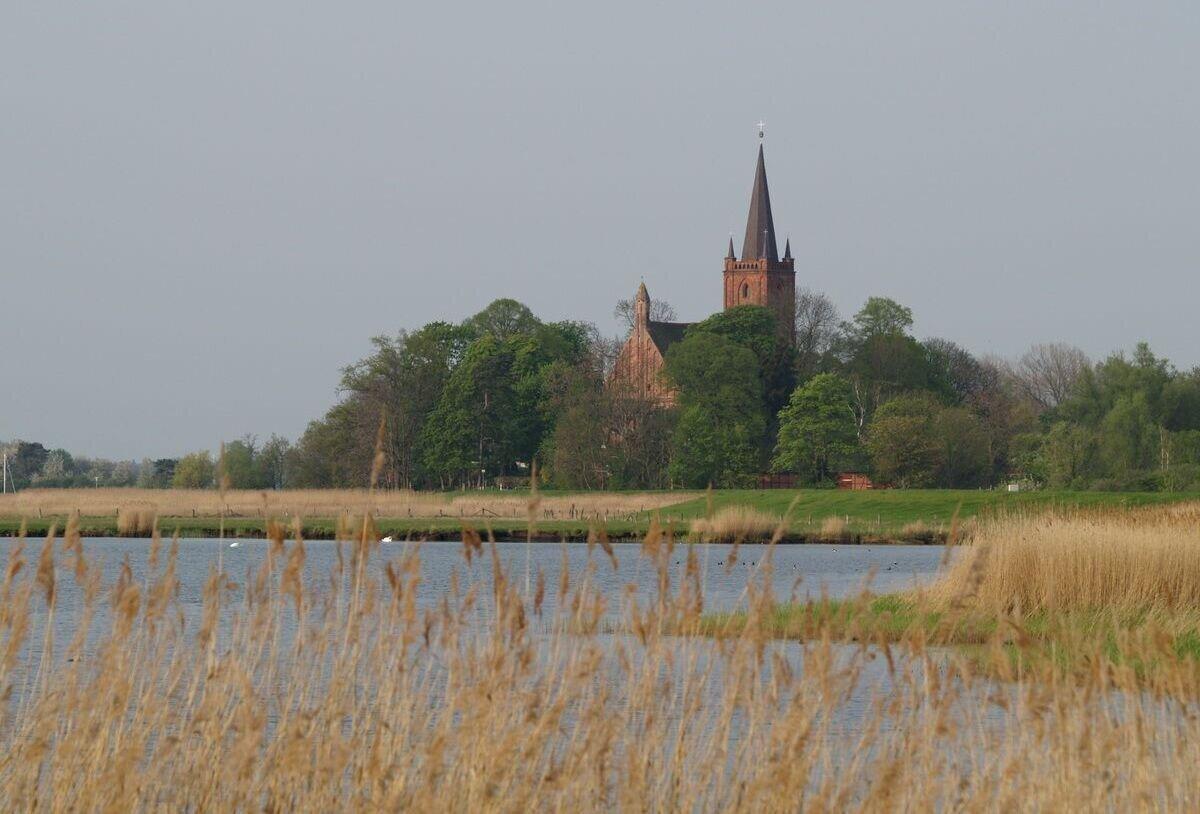 Kirche Gristow