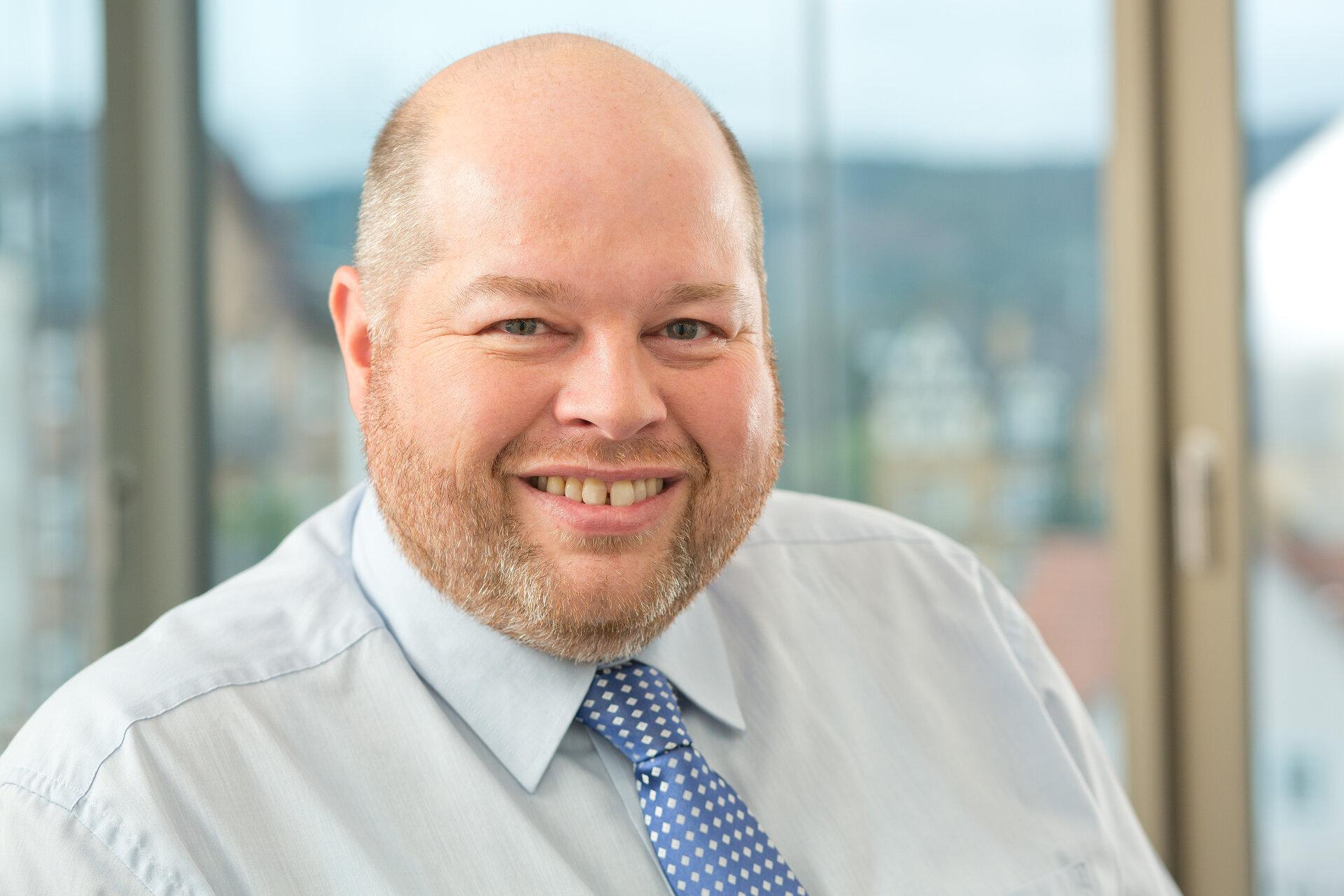 Klaus Büchsenschütz