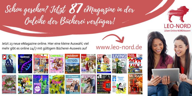 eMagazine-Onleihe