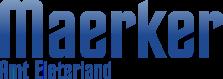 Marker Amt Elsterland