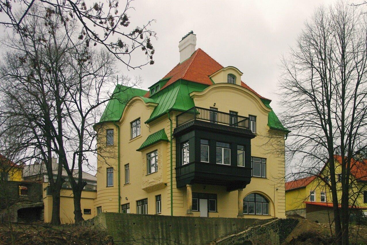 Bilin Schmettan-Villa 2016