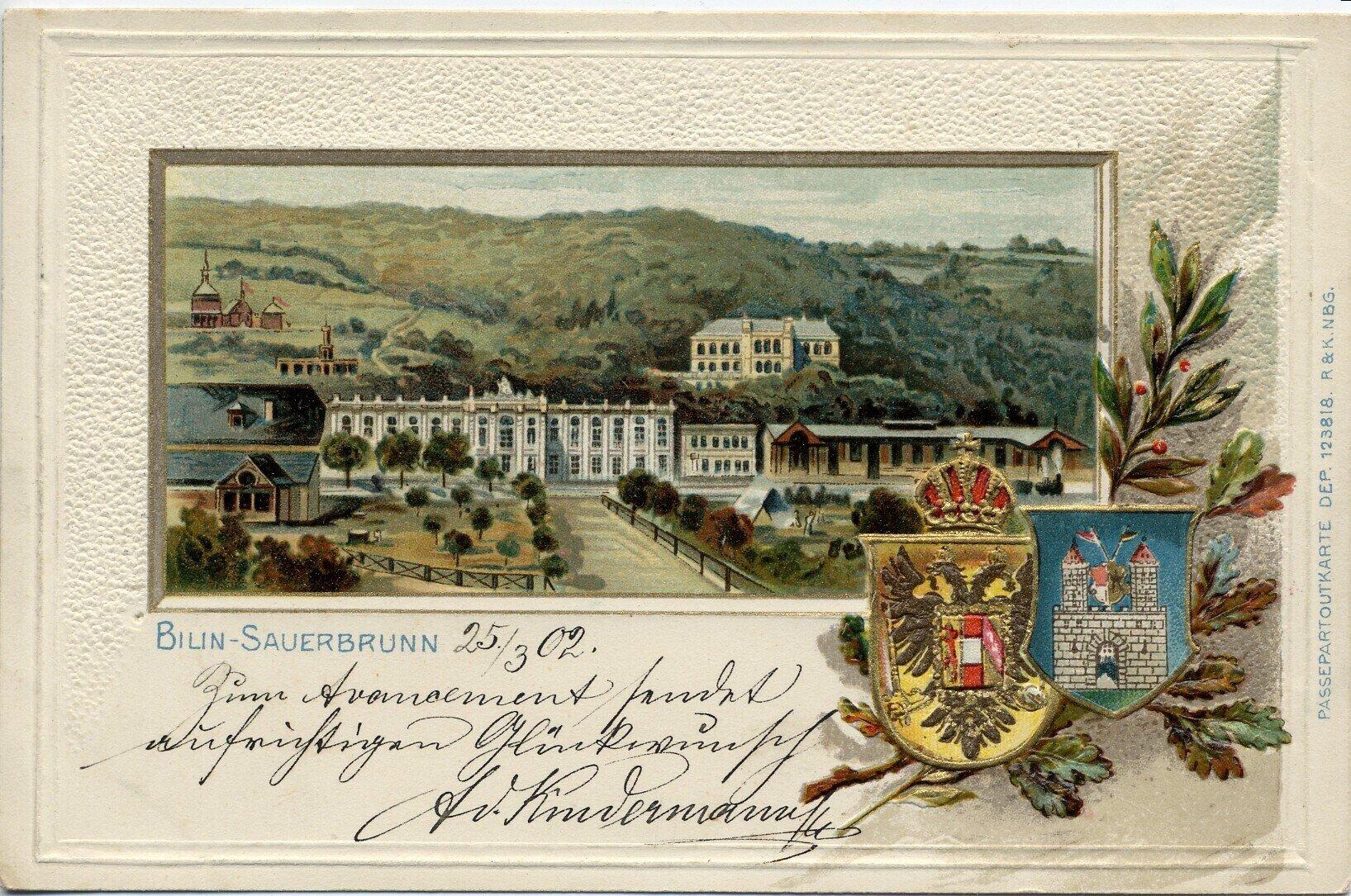 Bilin Sauerbrunn
