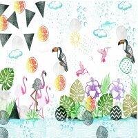 Tropical, Zahlen, Ostern