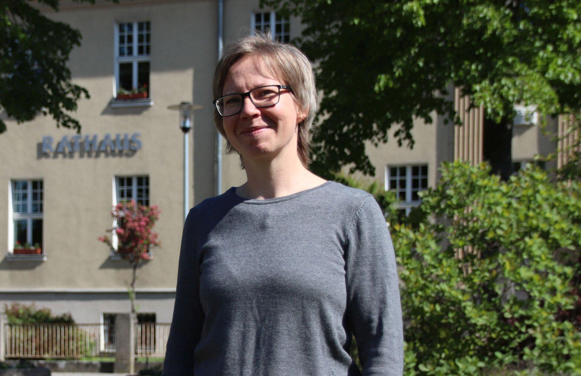 Gleichstellungs- und Integrationsbeauftragte Juliane Wutta-Lutzmann