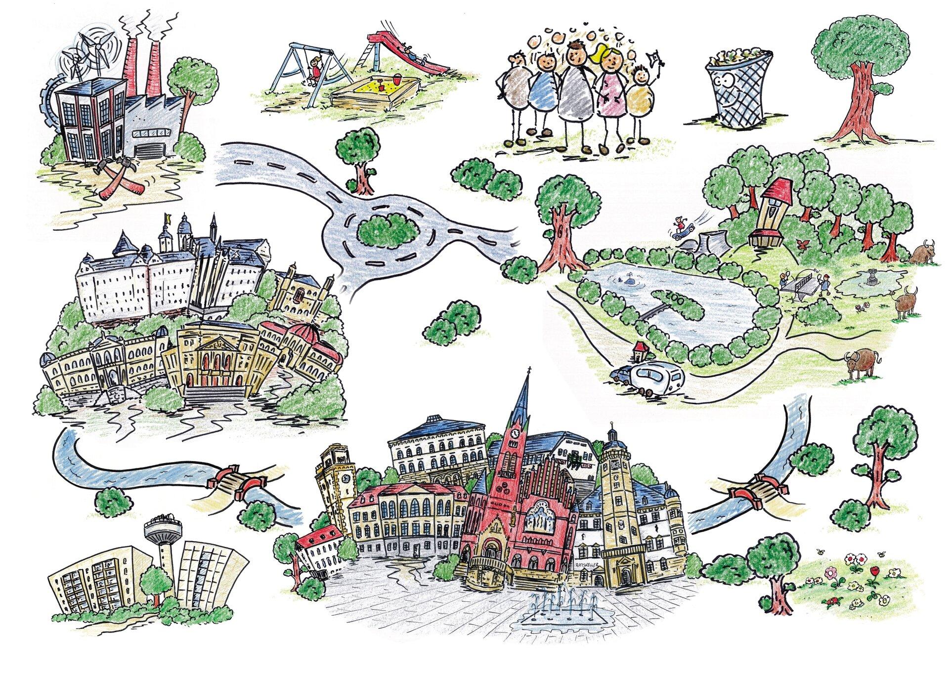 Stadtentwicklung Altenburg 2030