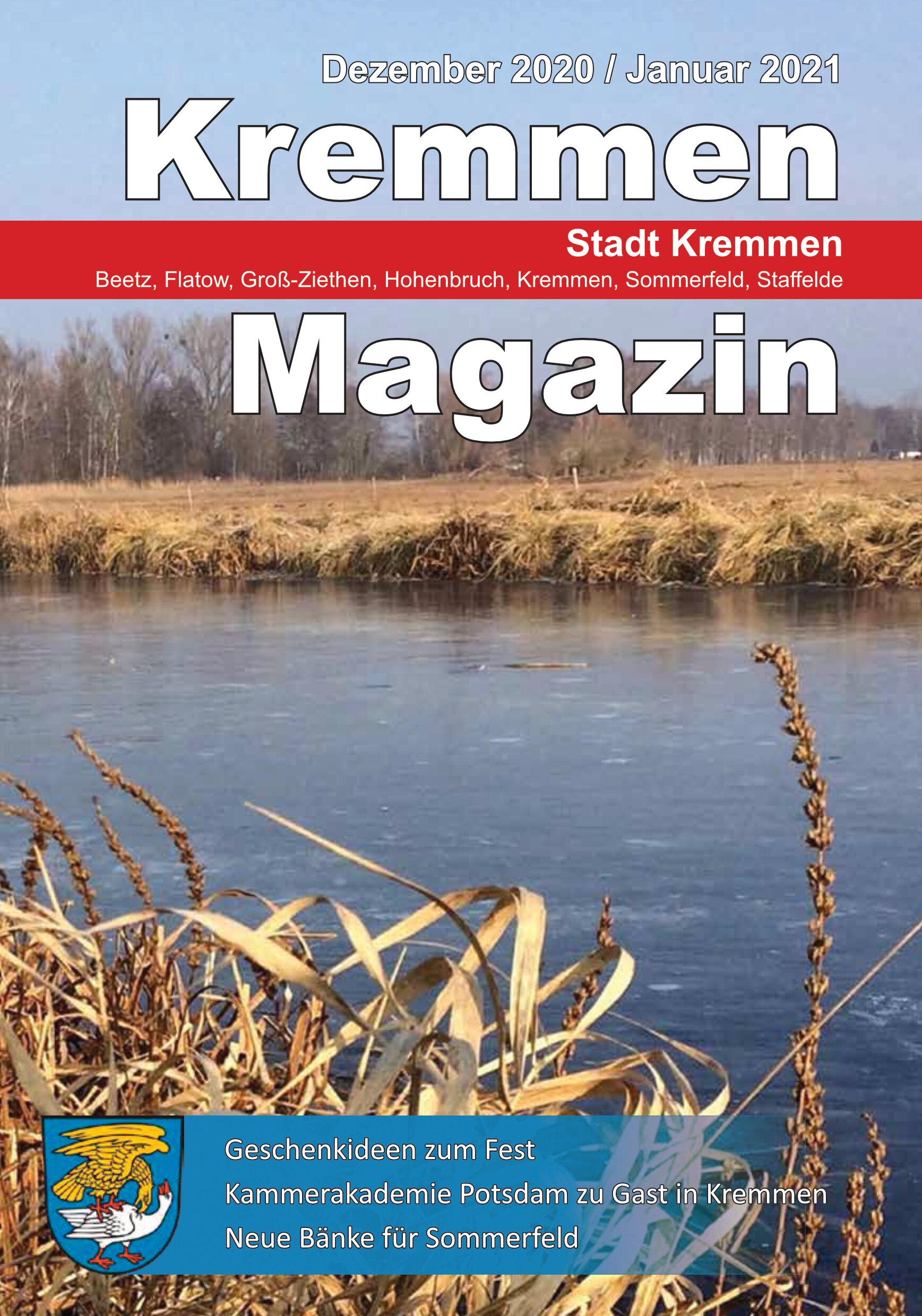 Kremmen Magazin 06/2020