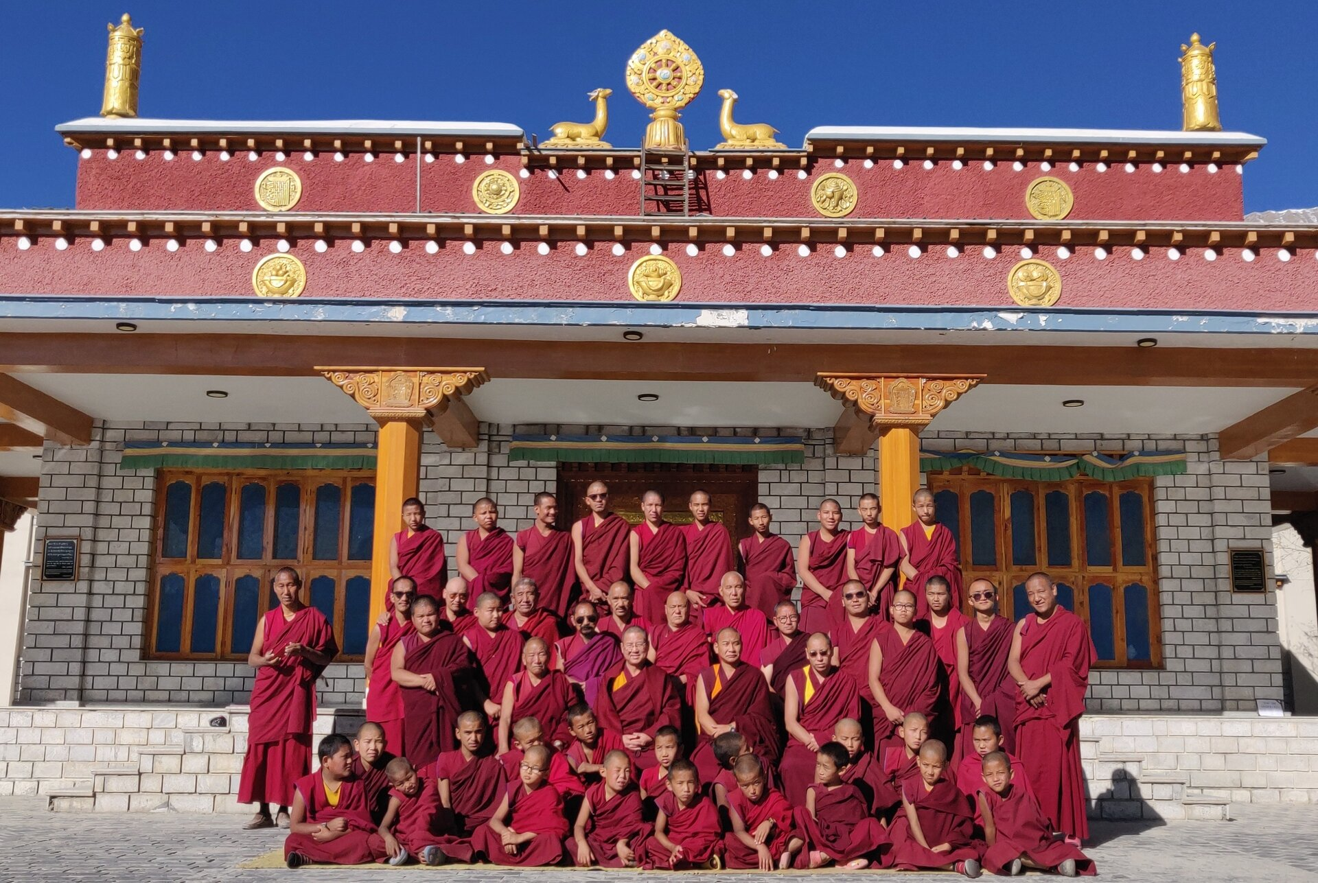 Photo courtesy of Tabo Monastery