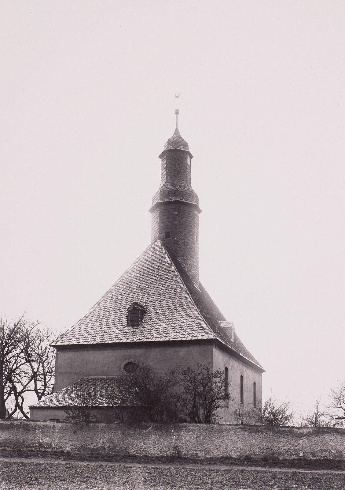 Kirche in Culitzsch (c) Dt. Fotothek