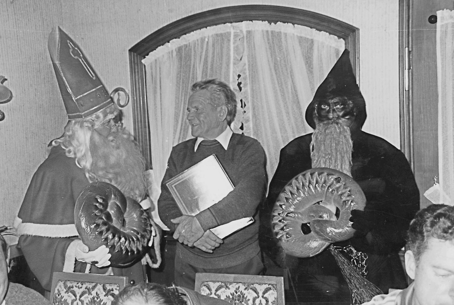 Dezember 1985 Nikolaus