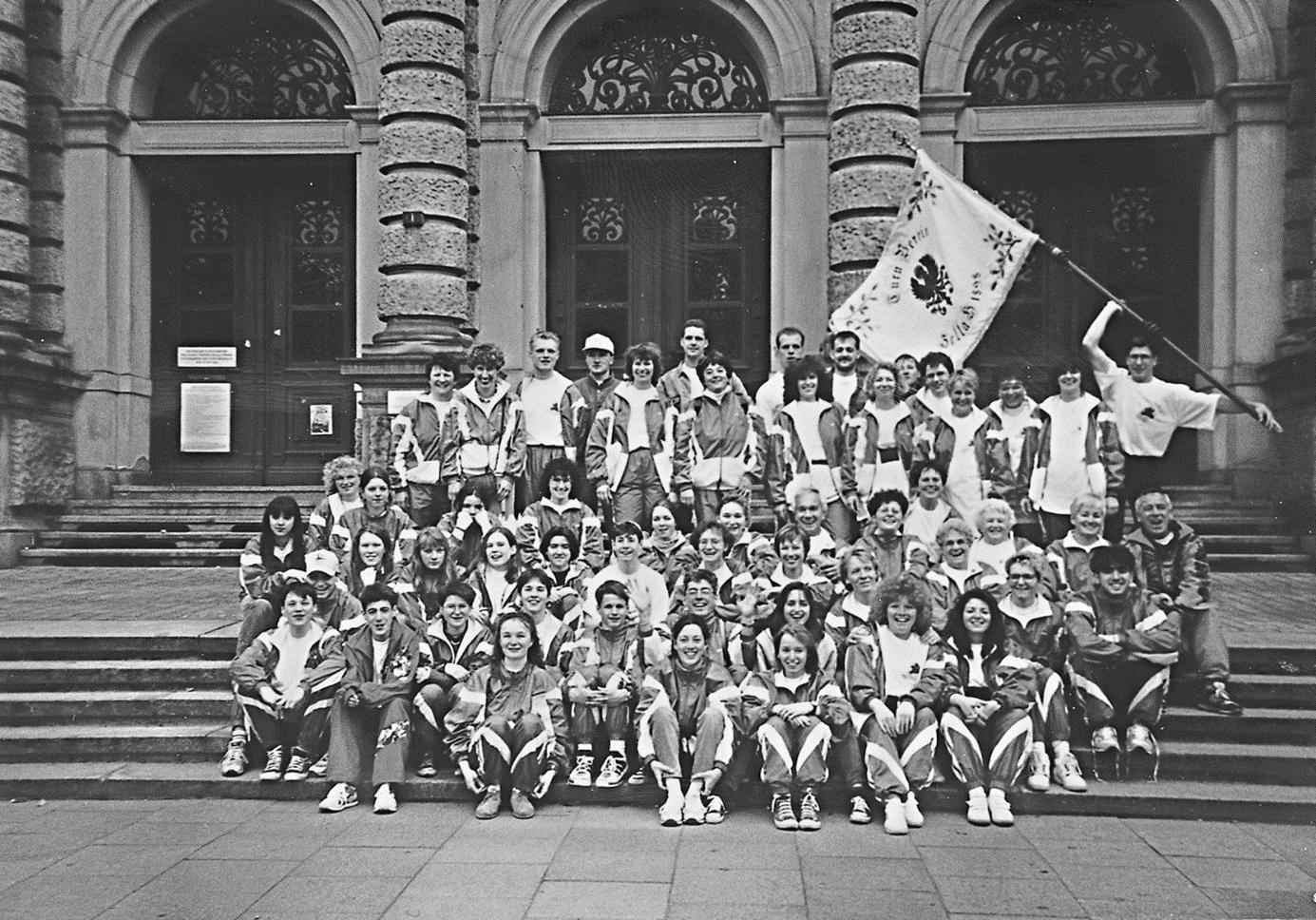 15. bis 22. Mai 1994 Deutsches Turnfest Hamburg
