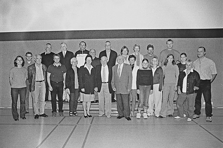 12. Oktober 2002 125 Jahre Turnverein