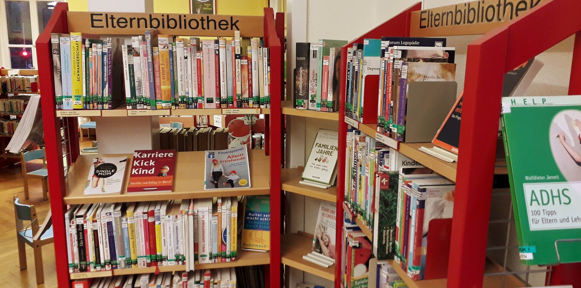 Elternbibliothek