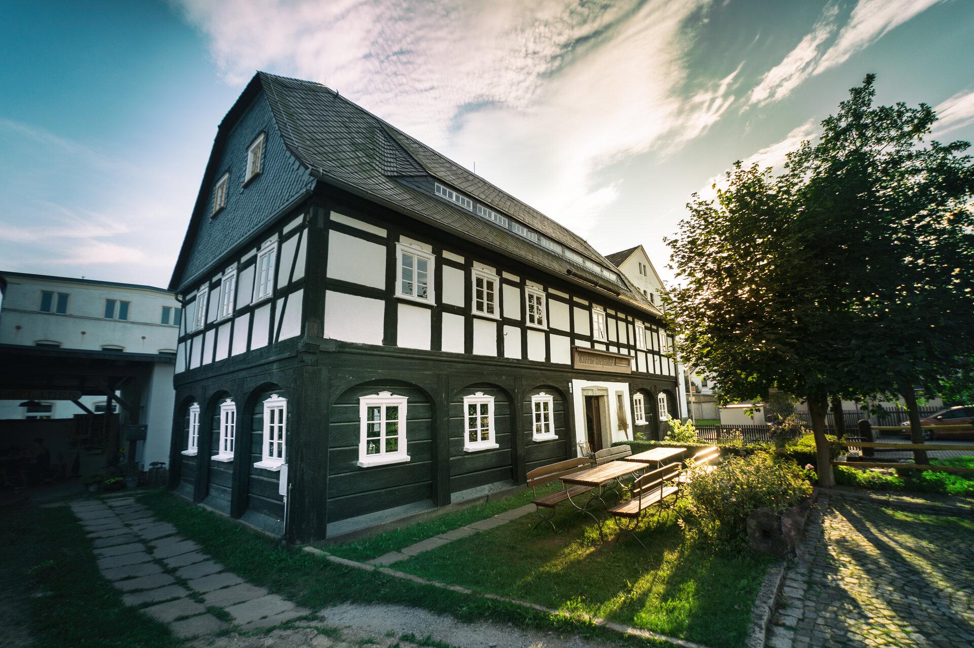 Umgebindehaus Kleene Schenke