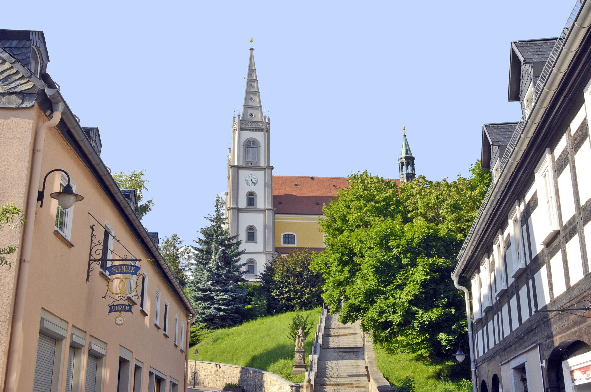 katholische Kirche Schirgiswalde