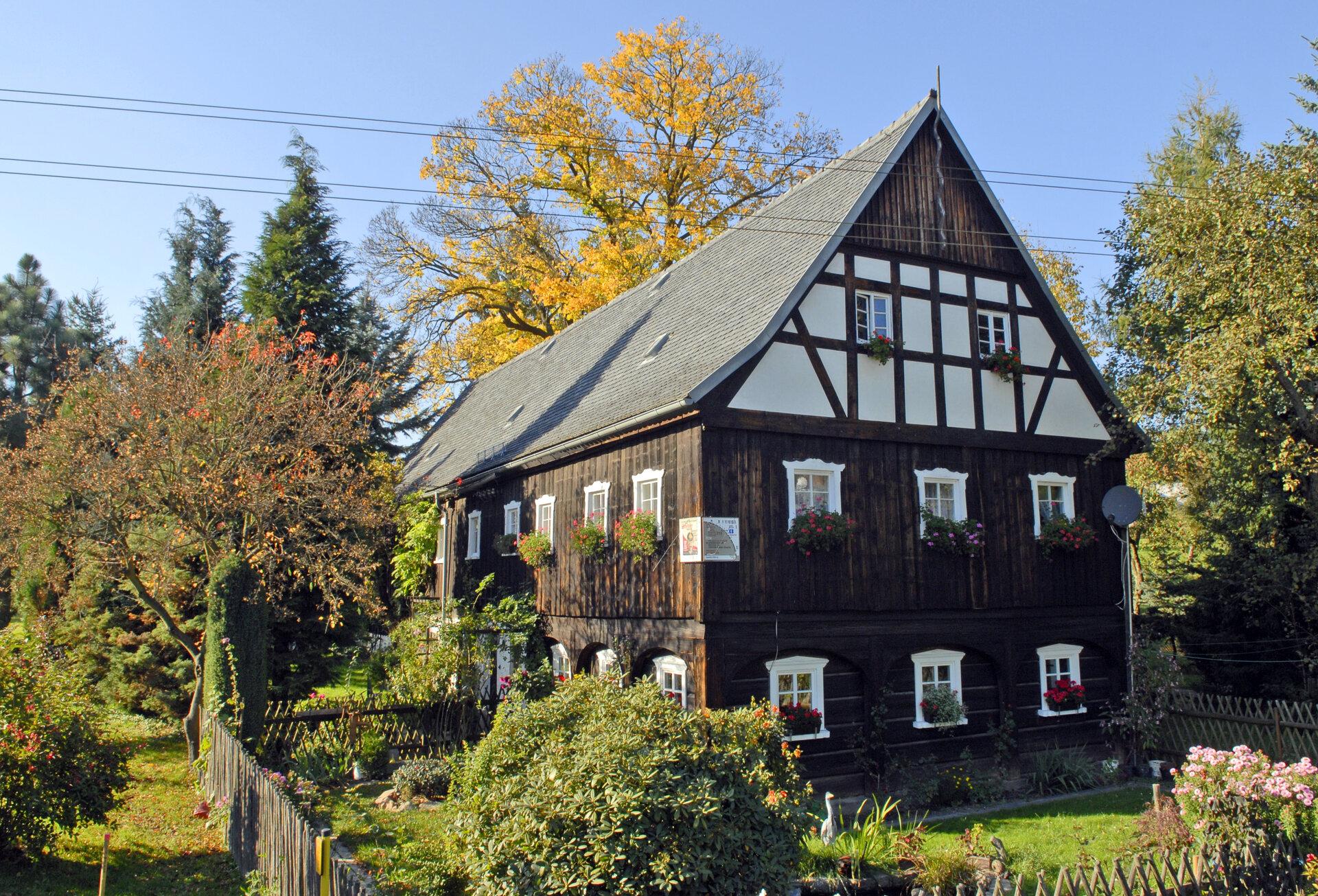Umgebindehaus Wehrsdorf