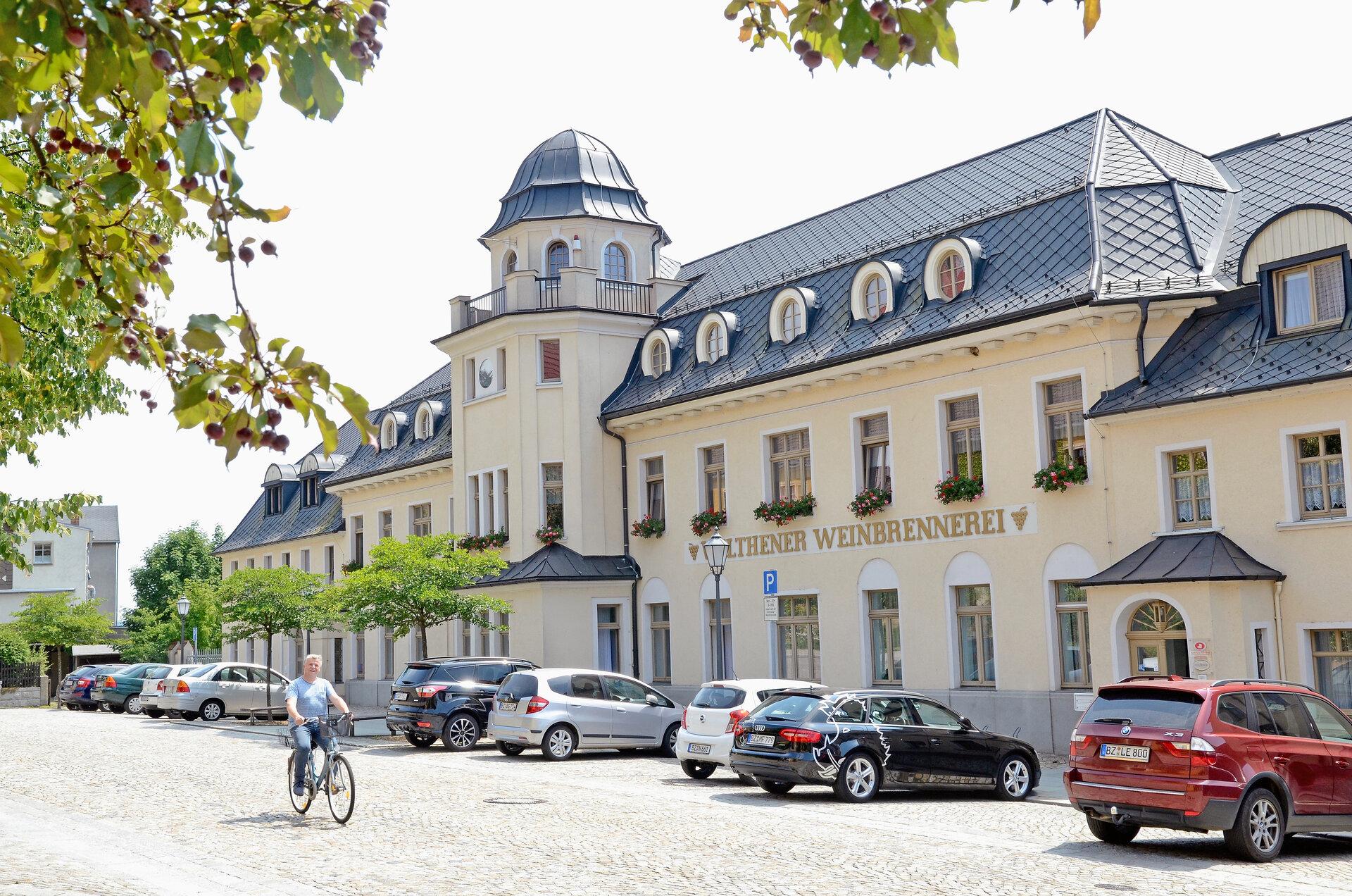 Weinbrennerei Wilthen