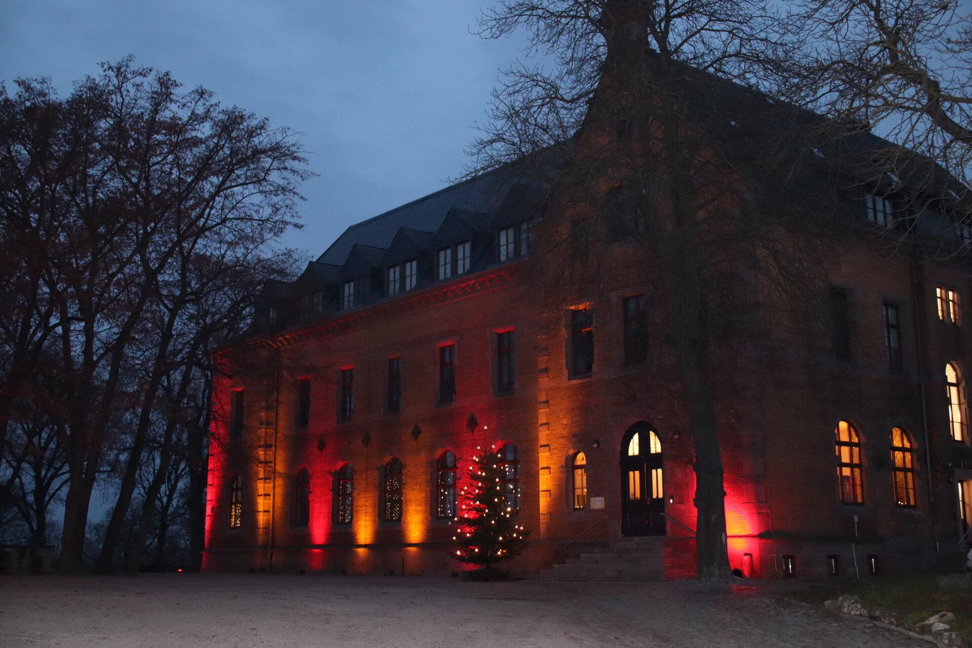 Burg Weißensee