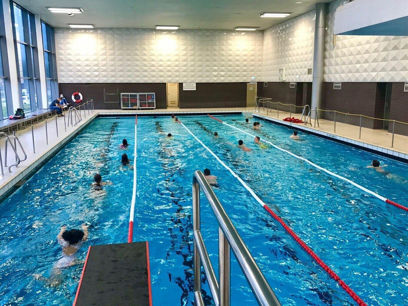 Schwimmunterricht1