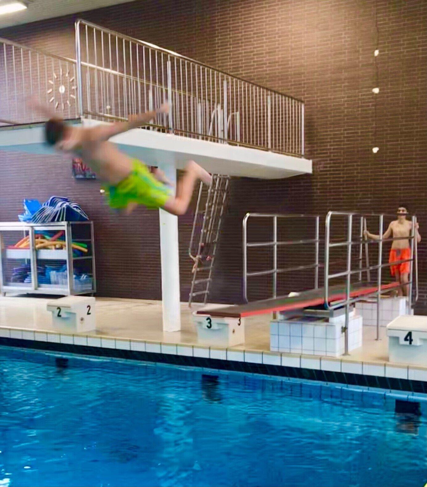 Schwimmunterricht 2