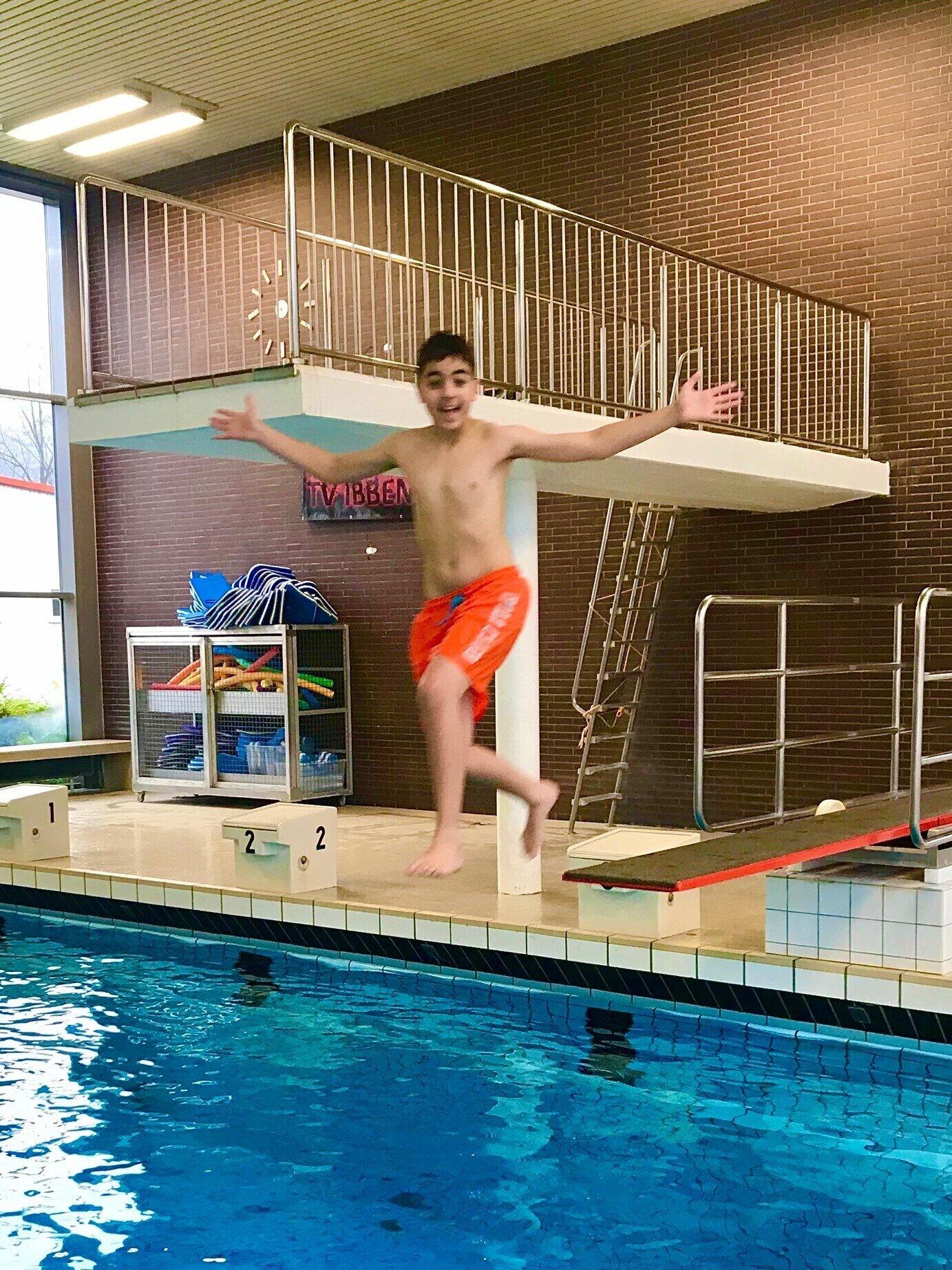 Schwimmunterricht 3