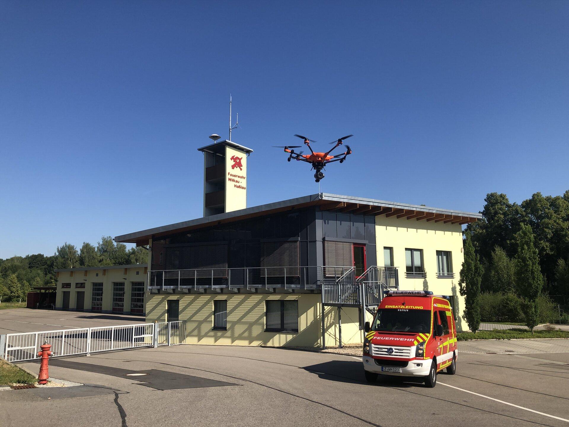 Depot Wilkau-Haßlau (c) Stadtverwaltung